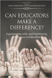 Can educators make a difference
